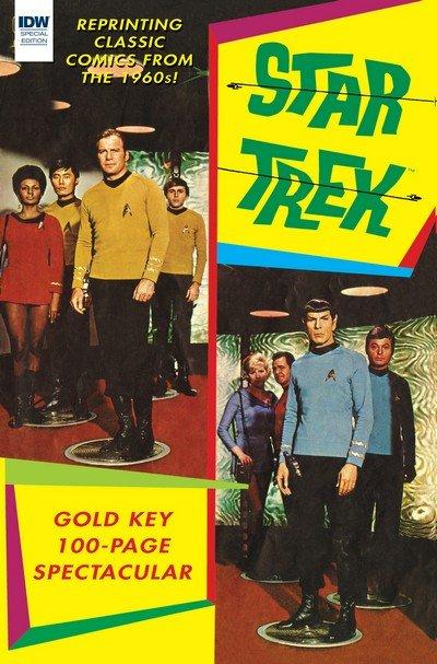 Star Trek Gold Key 100-Page Spectacular (2017)