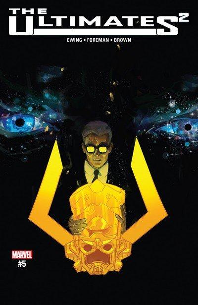 Ultimates 2 #5 (2017)