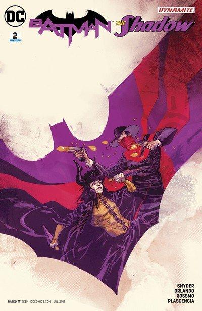 Batman – Shadow #2 (2017)