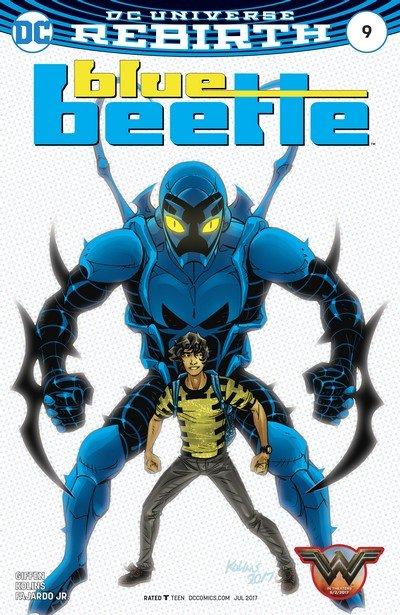 Blue Beetle #9 (2017)