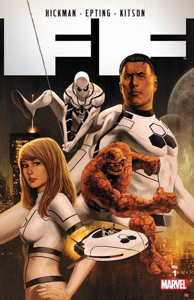 FF Vol. 1 – 4 (2012-2013)
