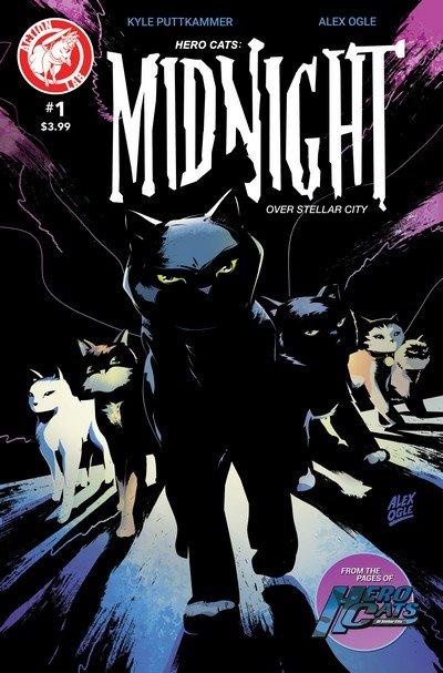 Hero Cats – Midnight Over Stellar City Vol. 2 #1 (2017)
