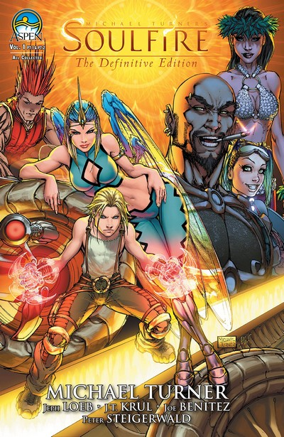 Soulfire (Fan Made TPB – Collection) (2011-2020)