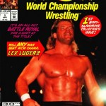 WCW – World Championship Wrestling #1 – 12 (1992-1993)