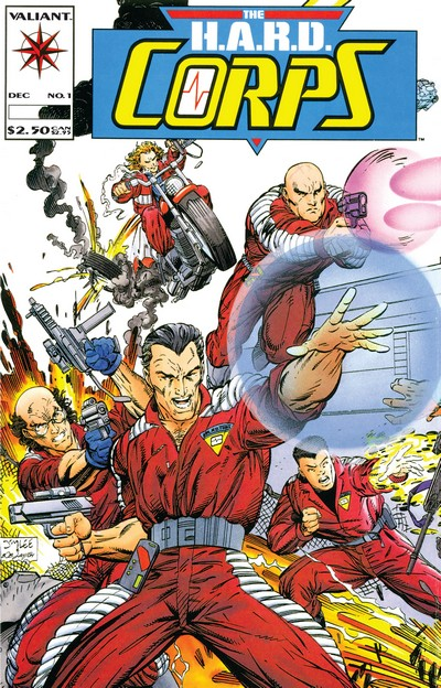 The H.A.R.D. Corps #1 – 30 (1992-1995)