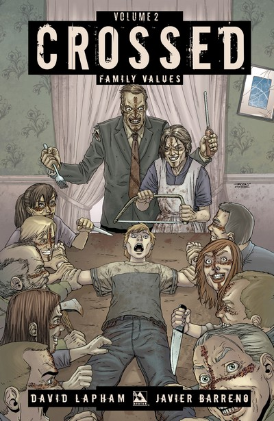 Crossed Vol. 2 – Family Values (2010) (Fan Made TPB)