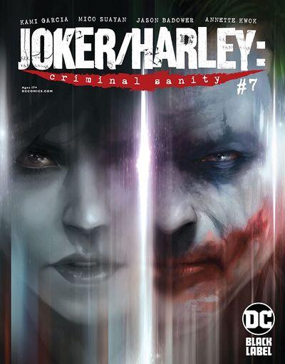 Joker – Harley – Criminal Sanity #7 (2021)