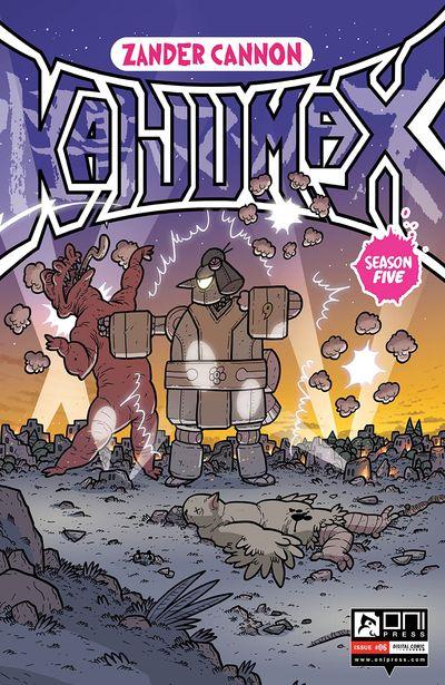 Kaijumax Season Five #6 (2021)