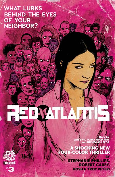 Red Atlantis #3 (2021)