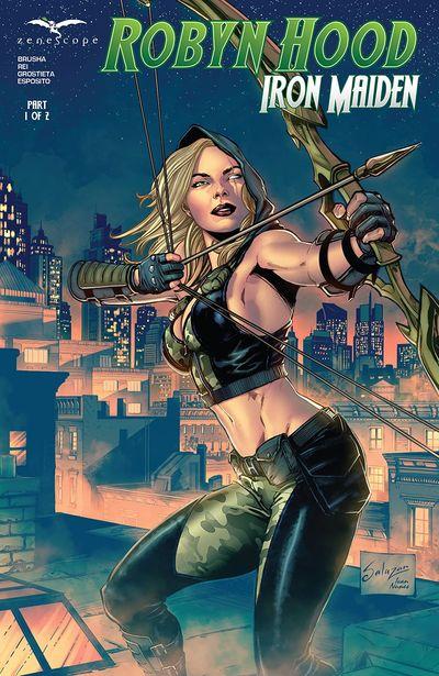 Robyn Hood – Iron Maiden #1 (2021)