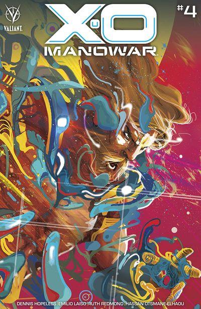 X-O Manowar #4 (2021)