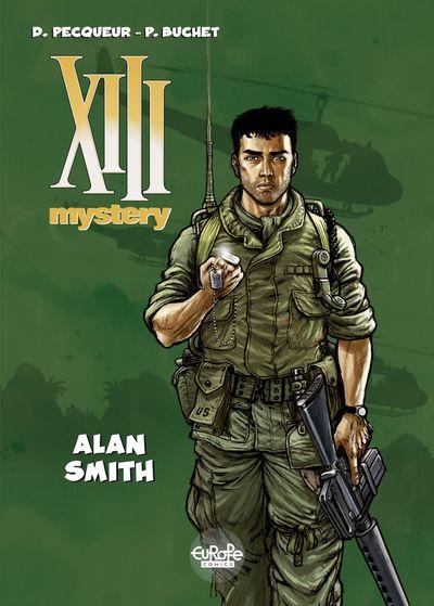 XIII Mystery #12 – Alan Smith (2021)