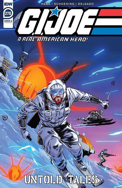 G.I. Joe – A Real American Hero #278 (2021)