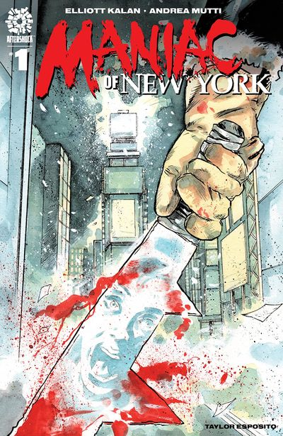 Maniac Of New York #1 (2021)