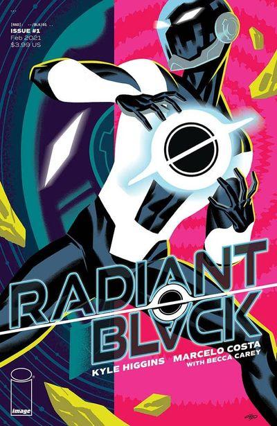 Radiant Black #1 (2021)