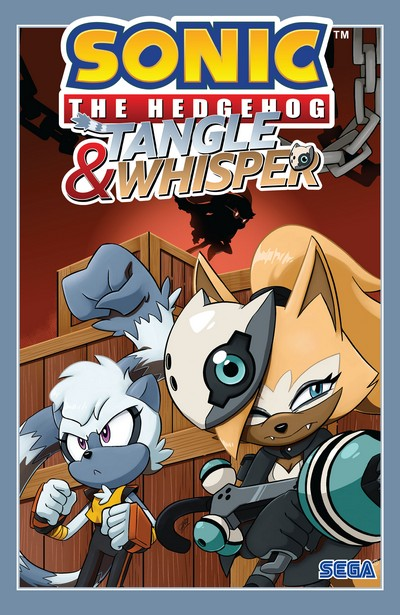 Sonic the Hedgehog – Tangle & Whisper (TPB) (2020)