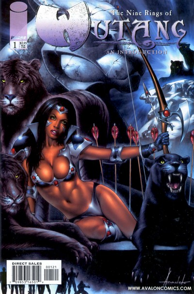 The Nine Rings of Wu-tang #0 – 5 (1999-2000)