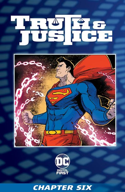 Truth and Justice #6 (2021)