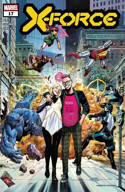 X-Force #17 (2021)