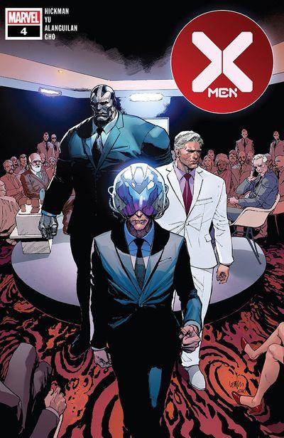 X-Men #4 (2020)