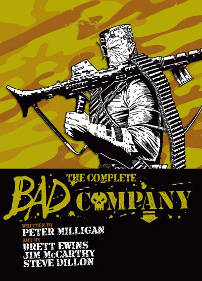 The Complete Bad Company (TPB) (2011)