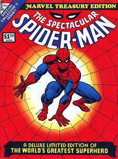 Marvel Treasury Edition #1 – 28 (1974-1981)