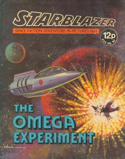 Starblazer #1 – 281 (1979-1991)