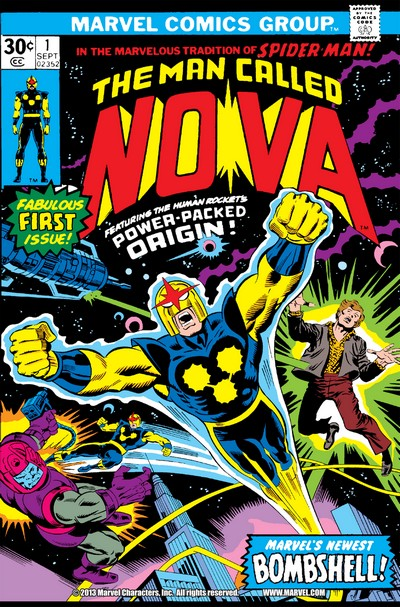 Nova Vol. 1 – 7 + TPBs + Extras (Collection) (1976-2020)
