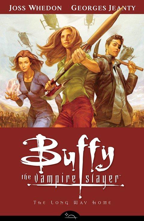 Buffy the Vampire Slayer Season Eight Vol. 1 – 8 (2007-2011)