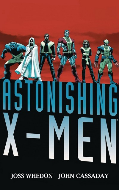Astonishing X-Men by Joss Whedon Omnibus (Fan Made) (2020)