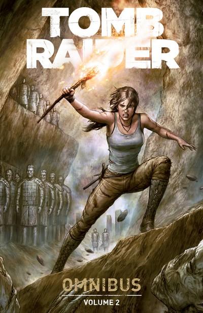 Tomb Raider Omnibus Vol. 2 (2020)