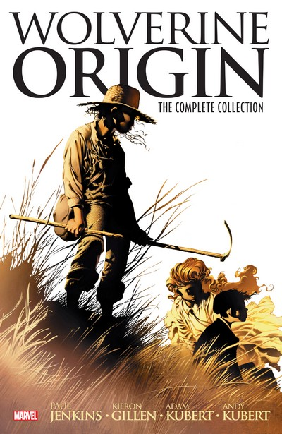 Wolverine – Origin – The Complete Collection (2017)