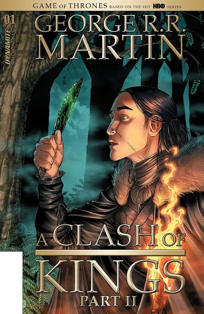 A Clash of Kings Vol. 2 #1 (2020)