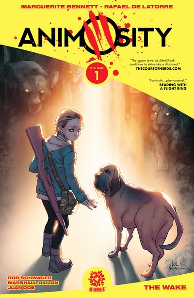 Animosity (TPB Collection) (Fan Made) (2017-2019)
