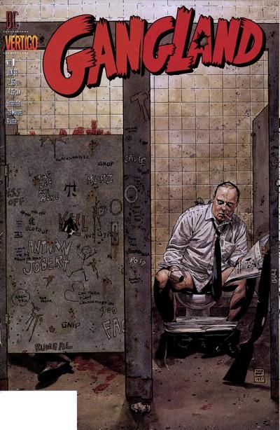 Gangland #1 – 4 (1998)
