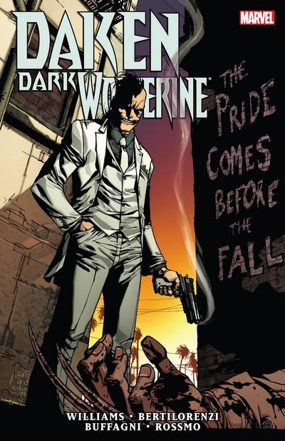 Daken – Dark Wolverine Vol. 4 – Pride Comes Before The Fall (TPB) (2012)