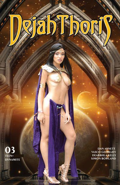Dejah Thoris #3 (2020)