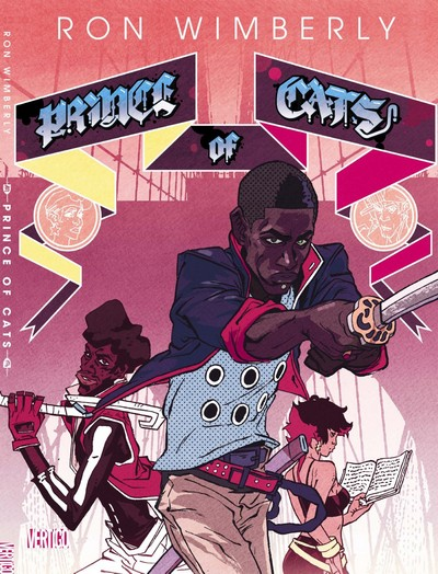 Prince of Cats (2012)
