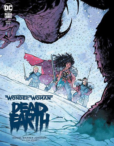 Wonder Woman – Dead Earth #2 (2020)