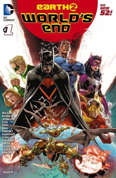 Earth 2 – World's End #1 – 13 (2014)