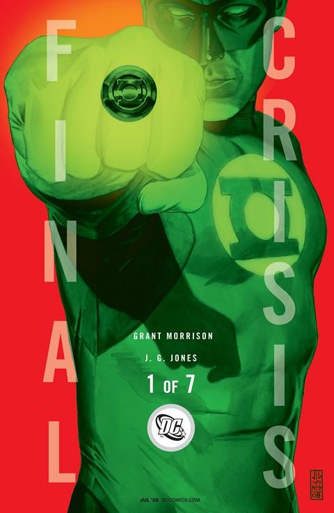 Final Crisis #1 – 7 (2008)