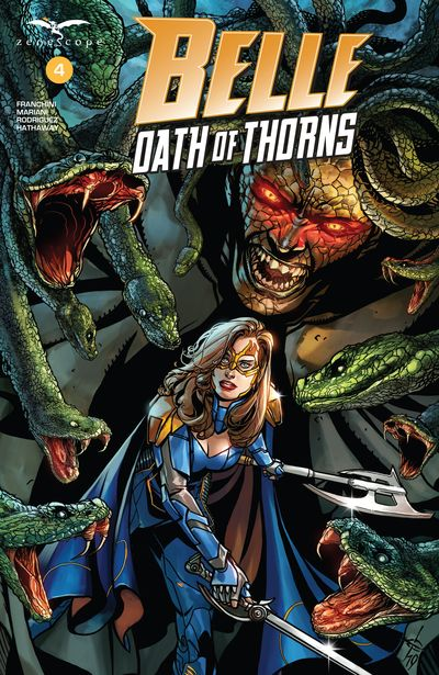 Belle – Oath Of Thorns #4 (2020)