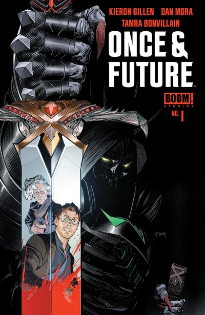Once and Future #1 – 6 (2019-2020)