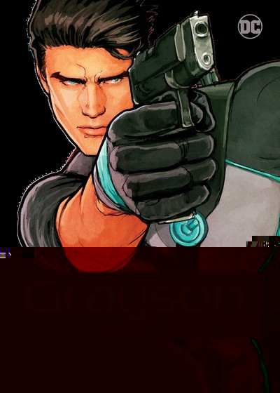 Grayson – The Superspy Omnibus (Fan Made) (2017)