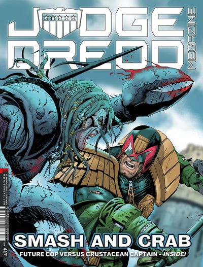 Judge Dredd Megazine #417 (2020)