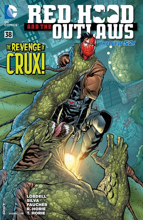 Red Hood and the Outlaws #038 Free Download