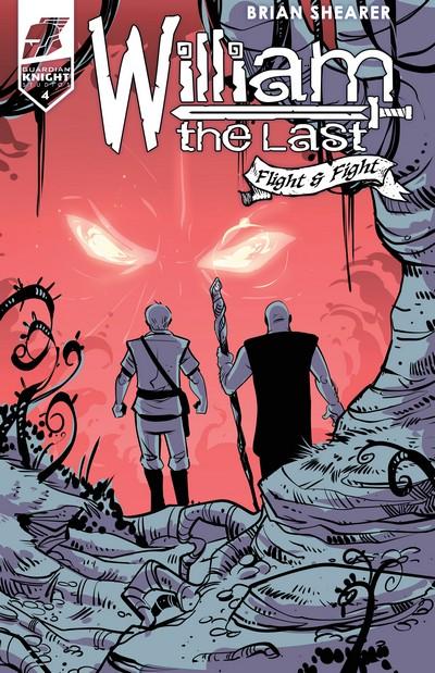 William the Last – Flight & Fight #4 (2019)
