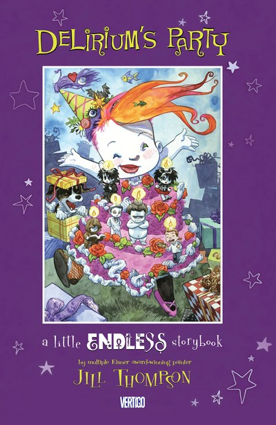 Delirium's Party – A Little Endless Storybook (2011)