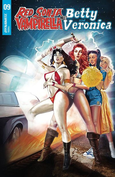 Red Sonja And Vampirella Meet Betty And Veronica #9 (2020)