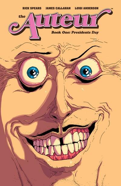 The Auteur Vol. 1 – 2 (TPB) (2014-2016)